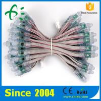 China Waterproof 5V RGB Full Color LED Pixels Light For Decoration , 2 years Warranty wholesale
