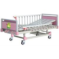 China Four Crank Luxury Height Adjustable Pediatric Hospital Beds For Baby wholesale