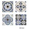 China Indoor Decorative Ceramic Bathroom Floor Tile Anti Bacterial Wear Resistant wholesale