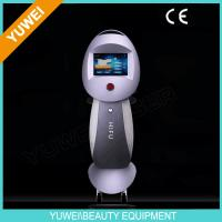 China Vertical Supersonic HIFU Ultrasound Face Wrinkle Removal / Body Lose Weight Machine wholesale