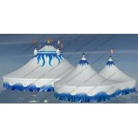 Buy cheap Waterproof Pagoda Outdoor Event Tent With PVC Cover For Circus Event / Gala Event from wholesalers