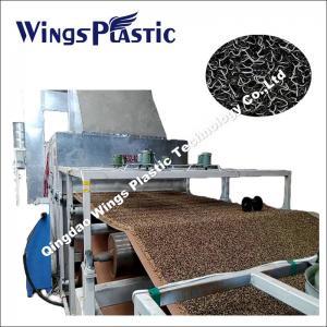China China PVC Coil Car Carpet / Mat Production Line Factory wholesale