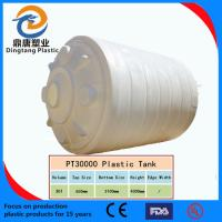 China rotational moulded plastic storage water tank, polyethylene water tank wholesale