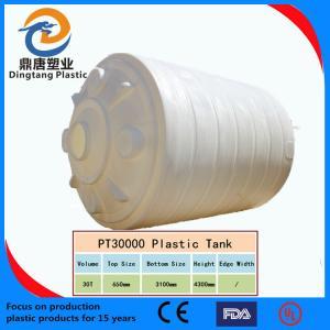 China rotational moulded plastic storage water tank, polyethylene water tank wholesale