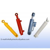 China Customized double acting agriculture implement hydraulic cylinder manufacturer from China wholesale