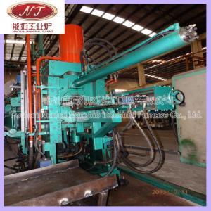 China bulk items 6061 t6 billet aluminum heating furnace with hot shear wholesale
