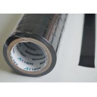 China Black Low Temperature Heat Resistant Tape Rubber High Tension Stress on sale