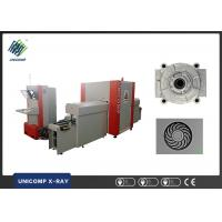 China Online Industrial X Ray Machine System Metal Aluminum Detector 1650 Mm × 2014 Mm× 2097 Mm wholesale
