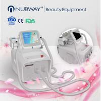 Buy cheap 2017 new style Portable Cryolipolysis+Lipo Laser Slimming Machine with medical CE from wholesalers