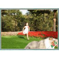 China UV Resistant PE Non - Infill Need Imitation Synthetic Lawn Grass For Dogs wholesale
