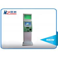 China Metal Terminal Self Service Kiosk Touch Screen Top Up Kiosk Customized wholesale