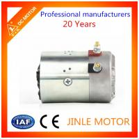 China High Efficient Dual Shaft Dc Motor Brushed 12v 1600 W With OEM Service on sale