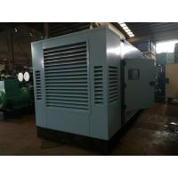 China Water Cooled Silent Electric Generator , Emergency Diesel Generator With Cummins Engine wholesale