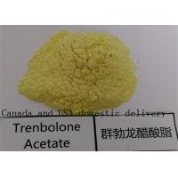 China Yellow Tren Anabolic Steroid Tren Ace Trenbolone Powder for Long-Term Cooperation wholesale