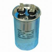 China AC Capacitor, Used for Air Conditioner, 150 to 500V AC Rated Voltage wholesale