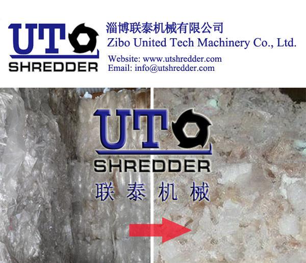 Quality Plastic Film Shredder/Plastic sheets shredder/acrylic sheet shredder/PET shredder/ hd plastic shredder for sale