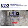 China Plastic Film Shredder/Plastic sheets shredder/acrylic sheet shredder/PET shredder/ hd plastic shredder wholesale