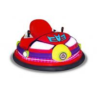 12V Battery Kids Amusement Bumper Cars High Safety Factor For Shopping Mall