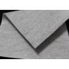 China L'aiguille perforée a brûlé légèrement le sac antistatique de collecteur de poussière de tissu filtrant de polyester wholesale