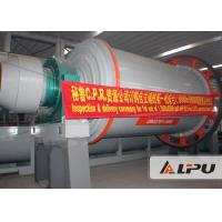 Large Durable Mining Ball Mill For Copper Ore Beneficiation Plant 15KW