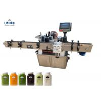 Buy cheap Shampoos Automatic Sticker Labeling Machine For Small Bottles / Label Sticking from wholesalers
