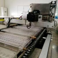 China Wafer Biscuit Production Line Semi Automatic / Automatic Coin Chocolate Pure Chocolate wholesale