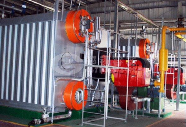 chain grate boiler