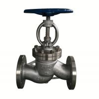 6 Inch Industrial Globe Valve , Stainless Steel Globe Valve For Flow Control