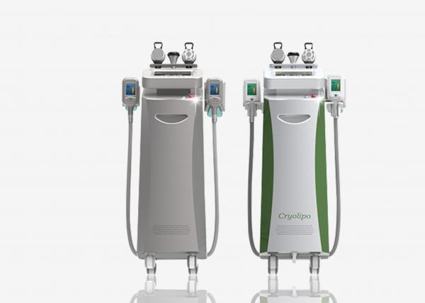 Quality 3 in 1 Weight Loss Cryolipolisis Freeze Fat Cavitation RF Vacuum Slimming Machine for sale