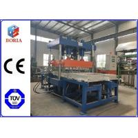 China 1200 X 1200mm Hot Plate Size Rubber Vulcanizing Press Machine Frame Type With 2 Working Layer wholesale