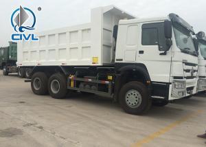 China ZZ3255N3646B1 336HP LHD 10 Wheels Heavy Duty Dump Truck Euro 2 Standard wholesale