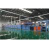 China Fabric Electrostatic Flocking Machine Auto Temperature Control  Condruction Oil Heating wholesale