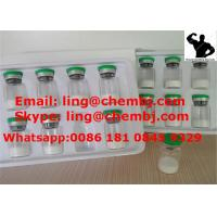 China Anti Aging Injectable Peptide Steroid Hormones Ghrp-2 for Muscle Growth , CAS 158861-67-7 wholesale