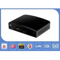 China MINI DVB S2 Satellite Receiver Support LAN WIFI 3G Youtube Gmail IPTV with Beinsport OSN wholesale