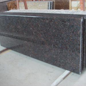 China Tanbrown granite countertop,tanbrown slab,tanbrown tile on sale