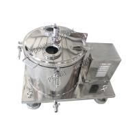 China High Speed Jacketed Botanical Extraction Centrifuge Industrial Separator For Spin wholesale