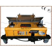 Hydraulic System Automatic Rendering Machine For Thermal Wall Plaster