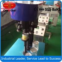 China DGT41A Electric Capping Machine Packaging Machinery for Jar Can Sealing wholesale