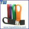 China Key Ring Portable Pen Drives 8GB Data Storage Memory Pantone Matched wholesale