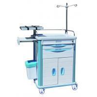 China Emergency Medical Equipment Trolley BT-EY006 With ABS Plastic Top Board wholesale