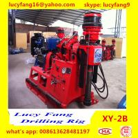 China 2016 Hot Sale Africa Lowest Price Spindle Type Geotechnical Drilling Rig With 100-500 m Depth on sale