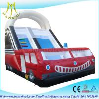 China Hansel 2015 Party Use Happy Clown Inflatable Slide for Sale on sale