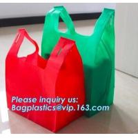 China Custom Promotional Gift Foldable Printed Garment Cheap Tote Fabric Recyclable Non Woven Bag, bagplastics, bagease, pkg, wholesale