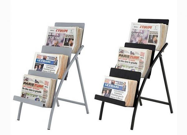 Newspaper Stand Designs : Metal book stand holder images