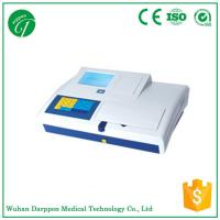 Buy cheap Semi Auto Biochemistry Analyzer Hospital Medical Equipment 340nm - 800nm from wholesalers