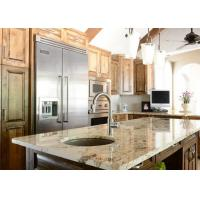 China Polished Natural Stone Kitchen Countertops Island Tops With Cut - Out Polished wholesale