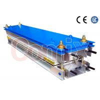 China Two Pieces Aluminum Alloy vulcanizing machine for conveyor belt Width 1400mm wholesale