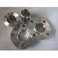 China DIN2567 PN25 PN40 WN LWN Flange A182 Stainless Steel Flanges 1/2 - 100 Size wholesale
