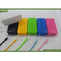 China Rechargeable 52000mah Portable Mobile Power Bank USB 18650 For Smartphones wholesale