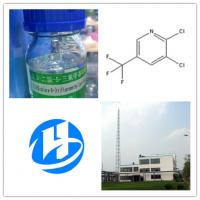 China CAS 69045-84-7 Fluazinam Fungicide Intermediate High Purity 8 - 9 ℃ Melting Point on sale